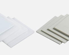 Polypropylene sheet & rod